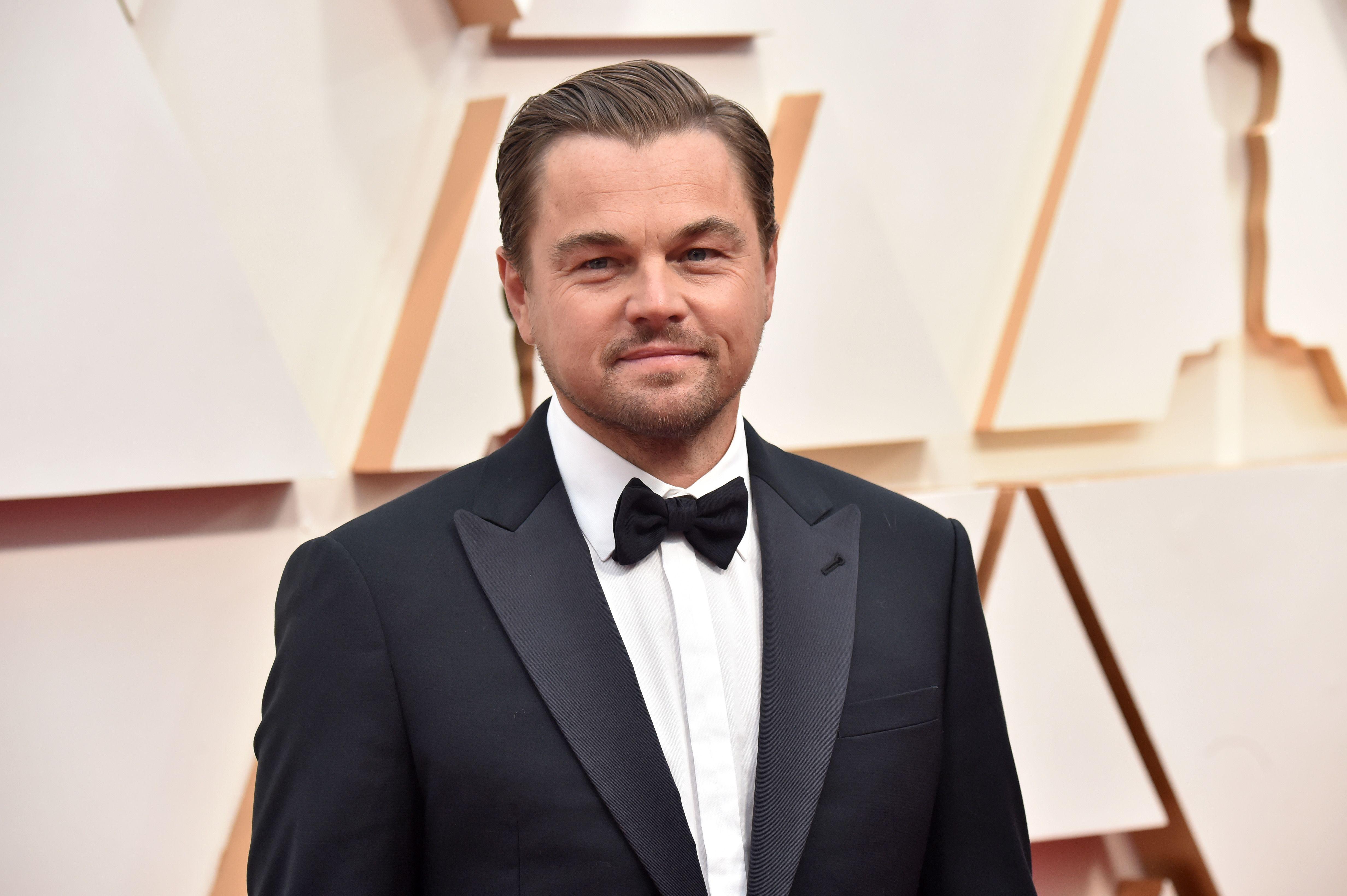 Whatever Happens At The 2020 Oscars, Leonardo DiCaprio's Haircut Already Won