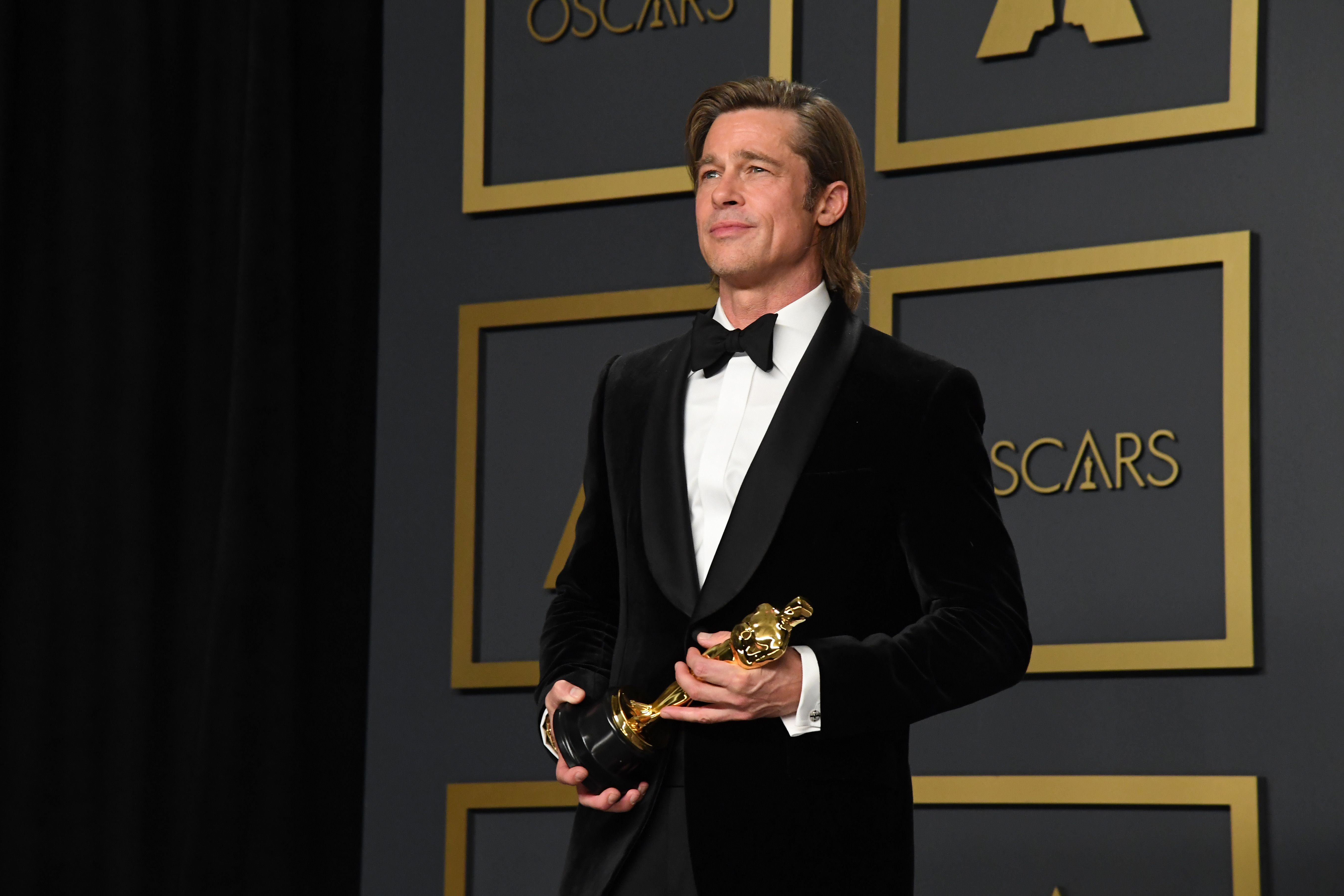 The Black Suit Was The Real Winner At The 2020 Oscars