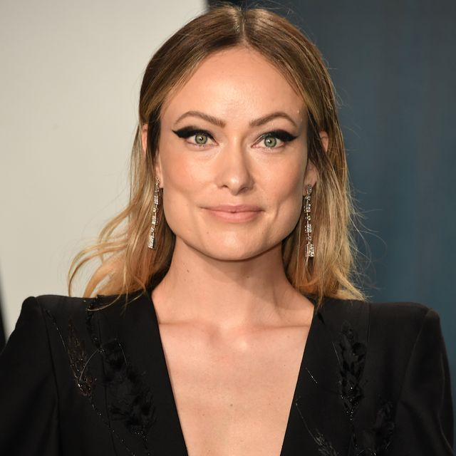 beverly hills, california   february 09 olivia wilde attends 2020 vanity fair oscar party hosted by radhika jones at wallis annenberg center for the performing arts on february 09, 2020 in beverly hills, california photo by daniele venturelliwireimage,