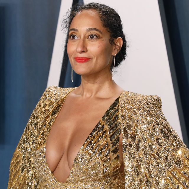 beverly hills, california   february 09  tracee ellis ross attends the 2020 vanity fair oscar party at wallis annenberg center for the performing arts on february 9, 2020 in beverly hills, california photo by taylor hillfilmmagic,