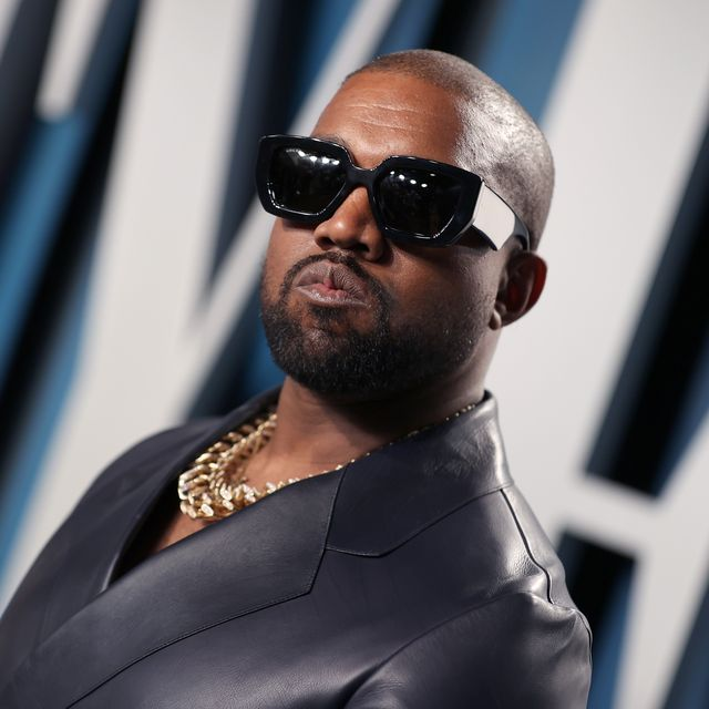 beverly hills, california   february 09 kanye west attends the 2020 vanity fair oscar party hosted by radhika jones at wallis annenberg center for the performing arts on february 09, 2020 in beverly hills, california photo by rich furyvf20getty images for vanity fair