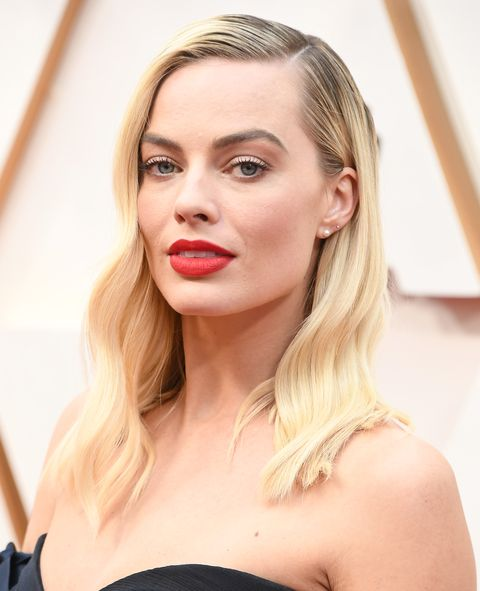hollywood, california   february 09 margot robbie arrives at the 92nd annual academy awards at hollywood and highland on february 09, 2020 in hollywood, california photo by steve granitzwireimage