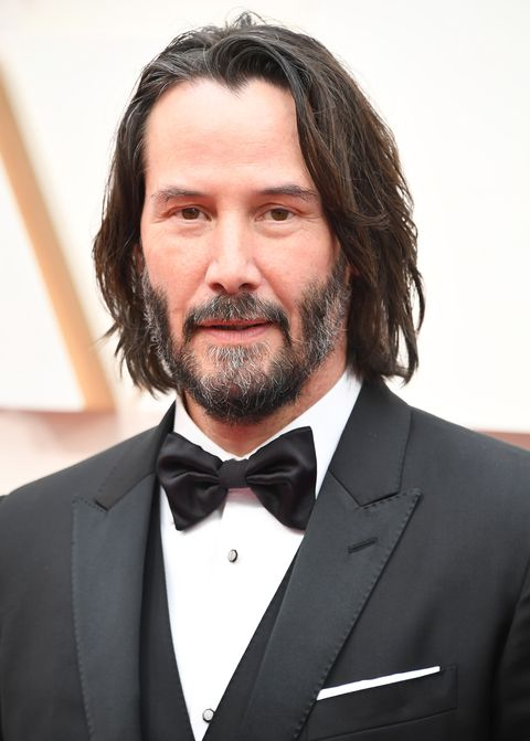 hollywood, california   february 09 keanu reeves arrives at the 92nd annual academy awards at hollywood and highland on february 09, 2020 in hollywood, california photo by steve granitzwireimage