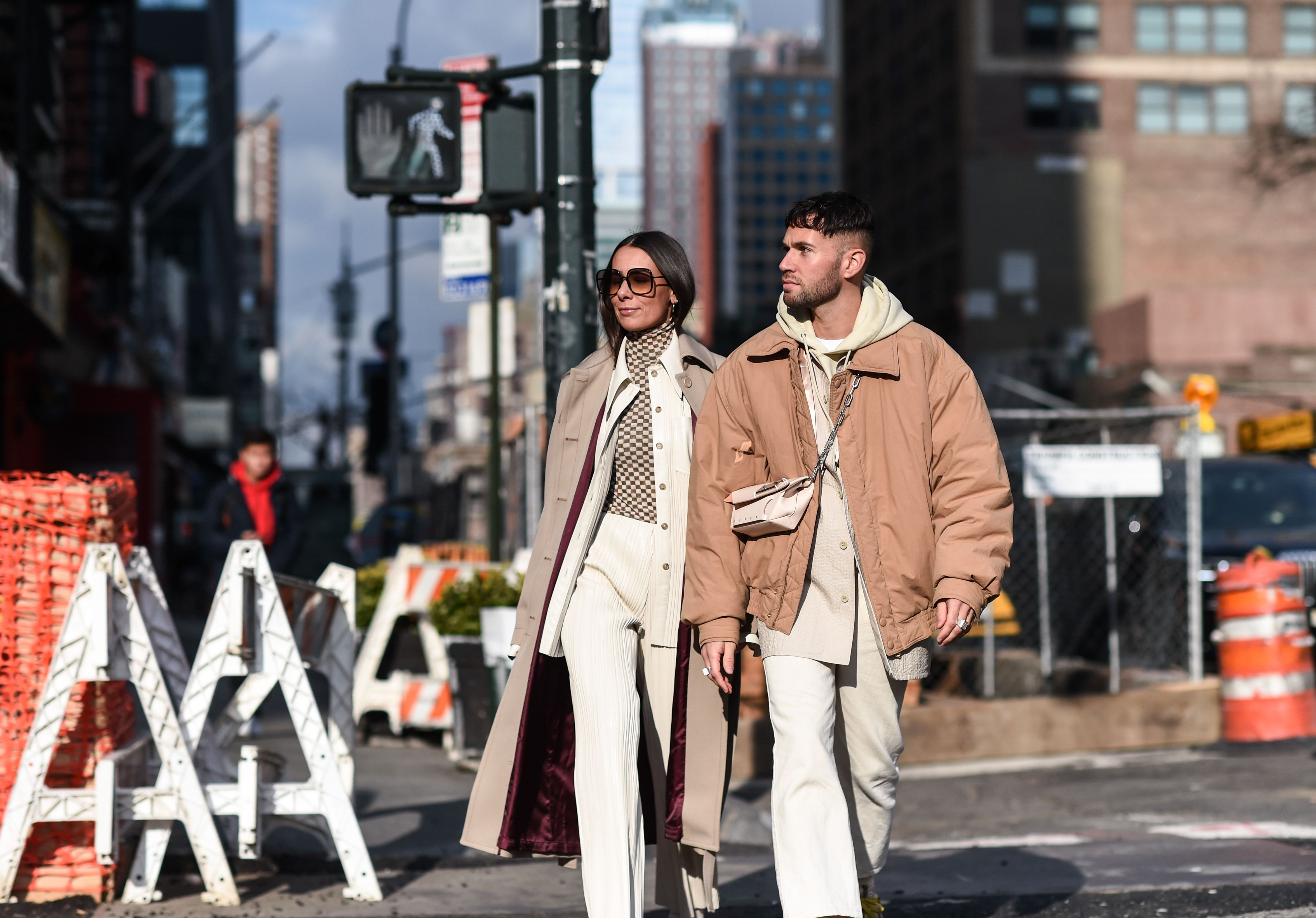 At New York Fashion Week (For Women), There Were Some Huge Street Style Hits (For Men)