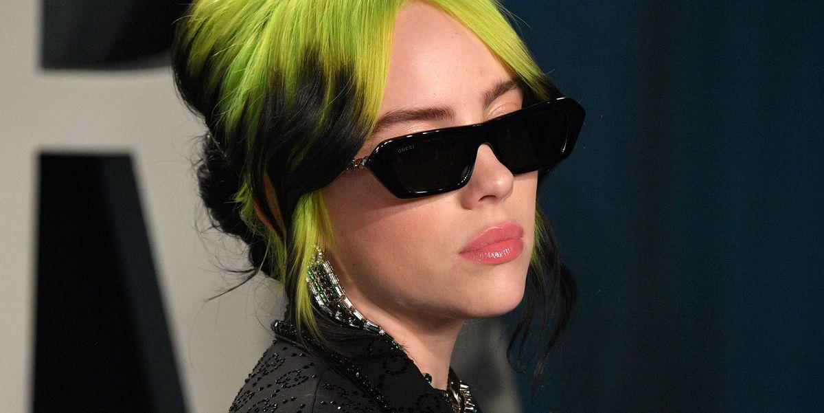 Billie Eilish S Best Hairstyles Billie Eilish Hair Ideas