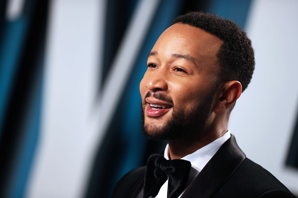 John Legend Will Live-Stream a Free Concert From Home