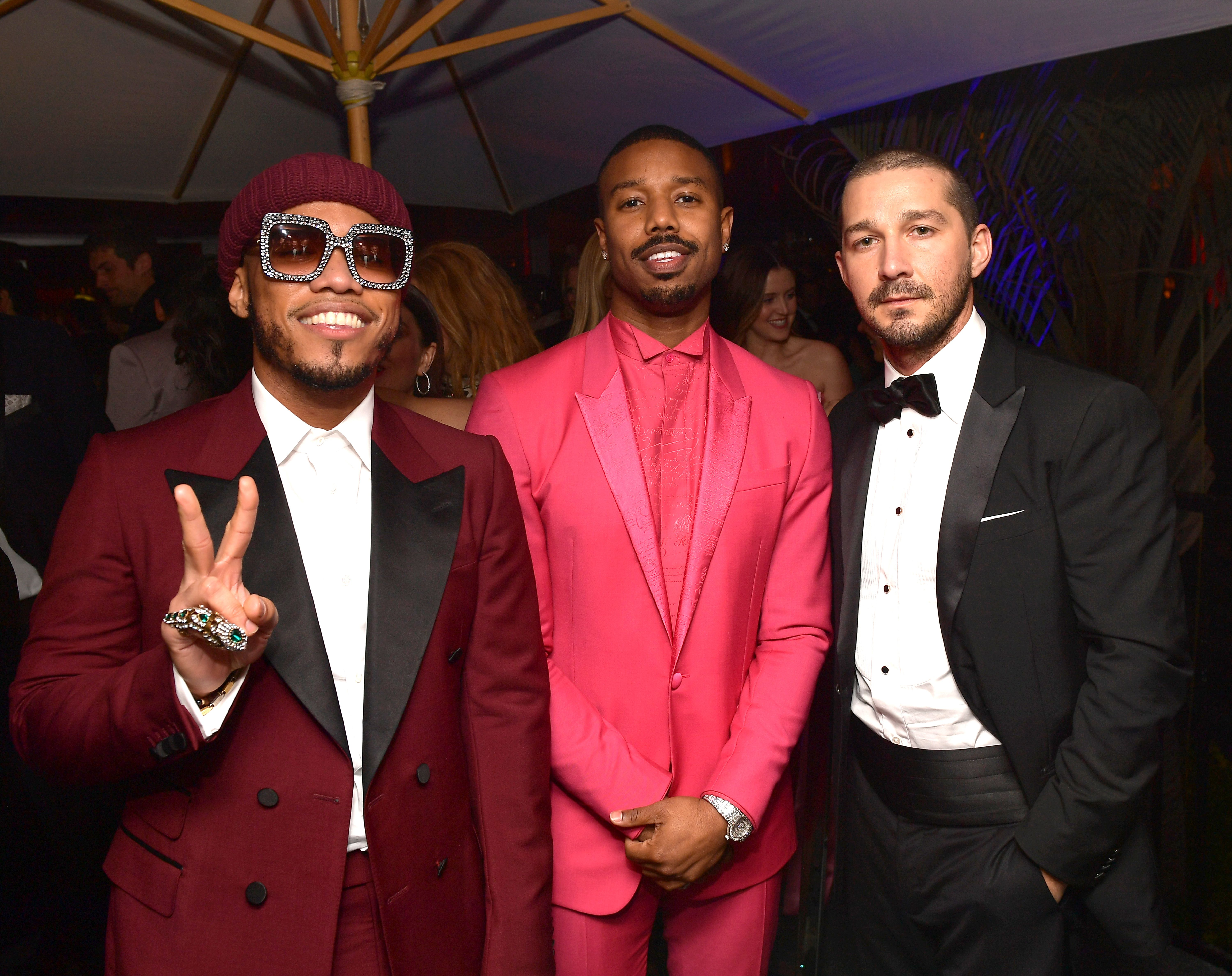 The Best-Dressed Men At The 2020 Oscars Afterparties Found All The Fun The Red Carpet Missed