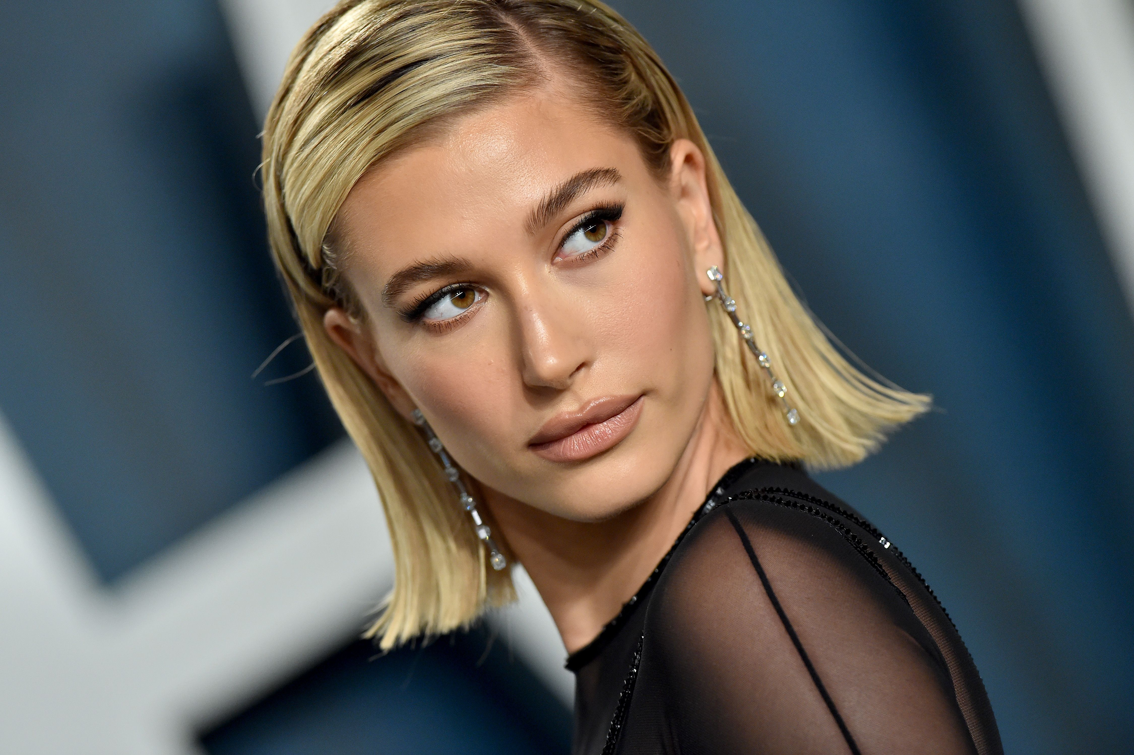 Hailey Bieber's acne-clearing hack is really simple