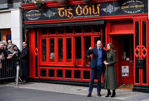 Will and Kate in Ireland Day 3