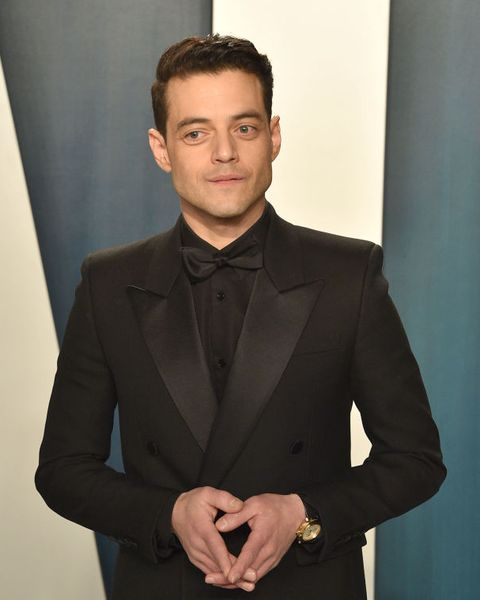 beverly hills, california   february 09 rami malek attends the 2020 vanity fair oscar party at wallis annenberg center for the performing arts on february 09, 2020 in beverly hills, california photo by david crottypatrick mcmullan via getty images