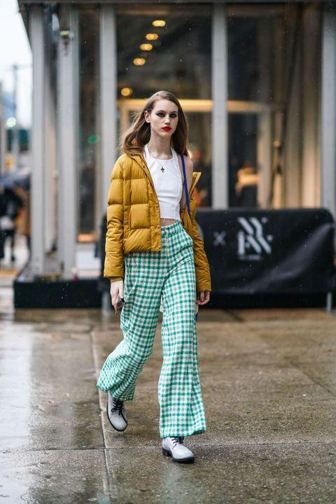 Street Style - Day 5 - New York Fashion Week February 2020
