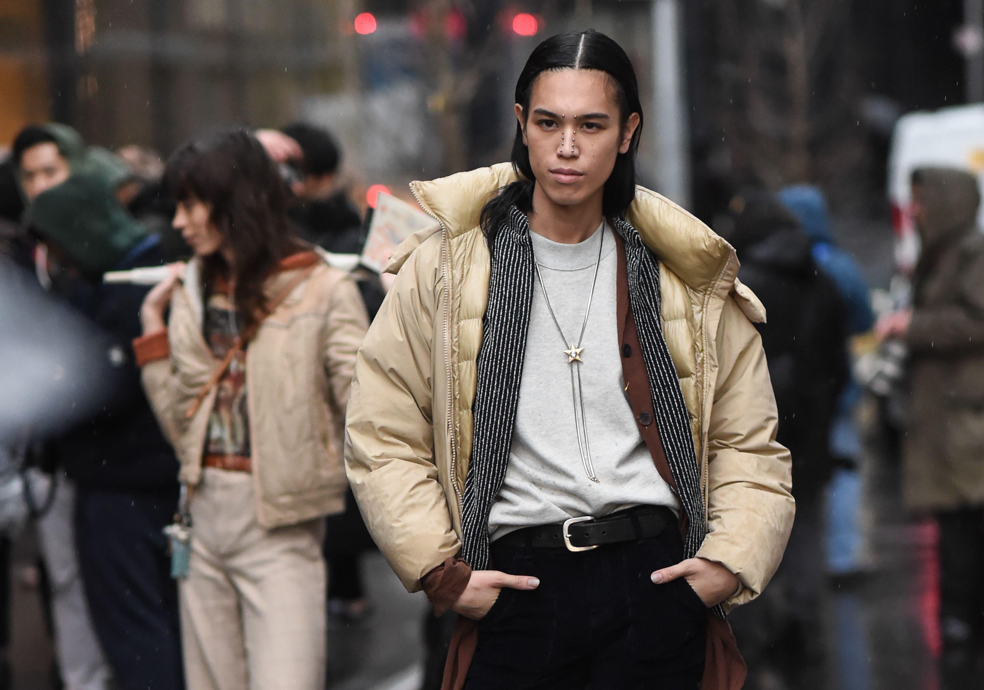 Trench, giacca o piumino? La teoria dei capispalla della New York Fashion Week arriva forte e chiara