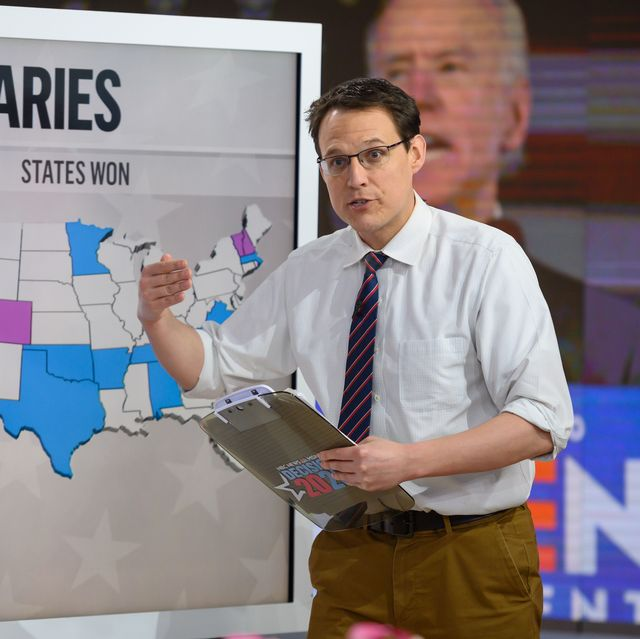 today    pictured steve kornacki on wednesday, march 4, 2020    photo by nathan congletonnbcnbcu photo bank