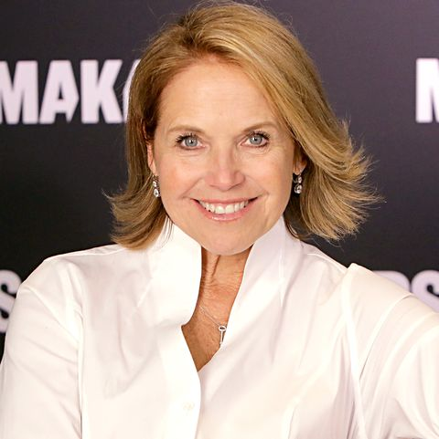 los angeles, california   february 11 katie couric attends the 2020 makers conference on february 11, 2020 in los angeles, california photo by rachel murraygetty images for makers