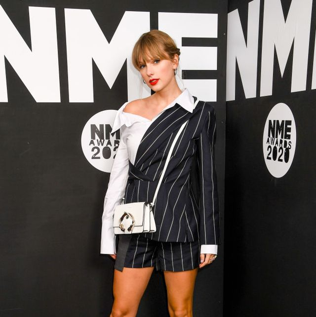 Taylor Swift style NME Awards 2020