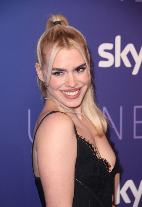 london, england   february 12 billie piper attends the sky up next 2020 at tate modern on february 12, 2020 in london, england photo by mike marslandwireimage