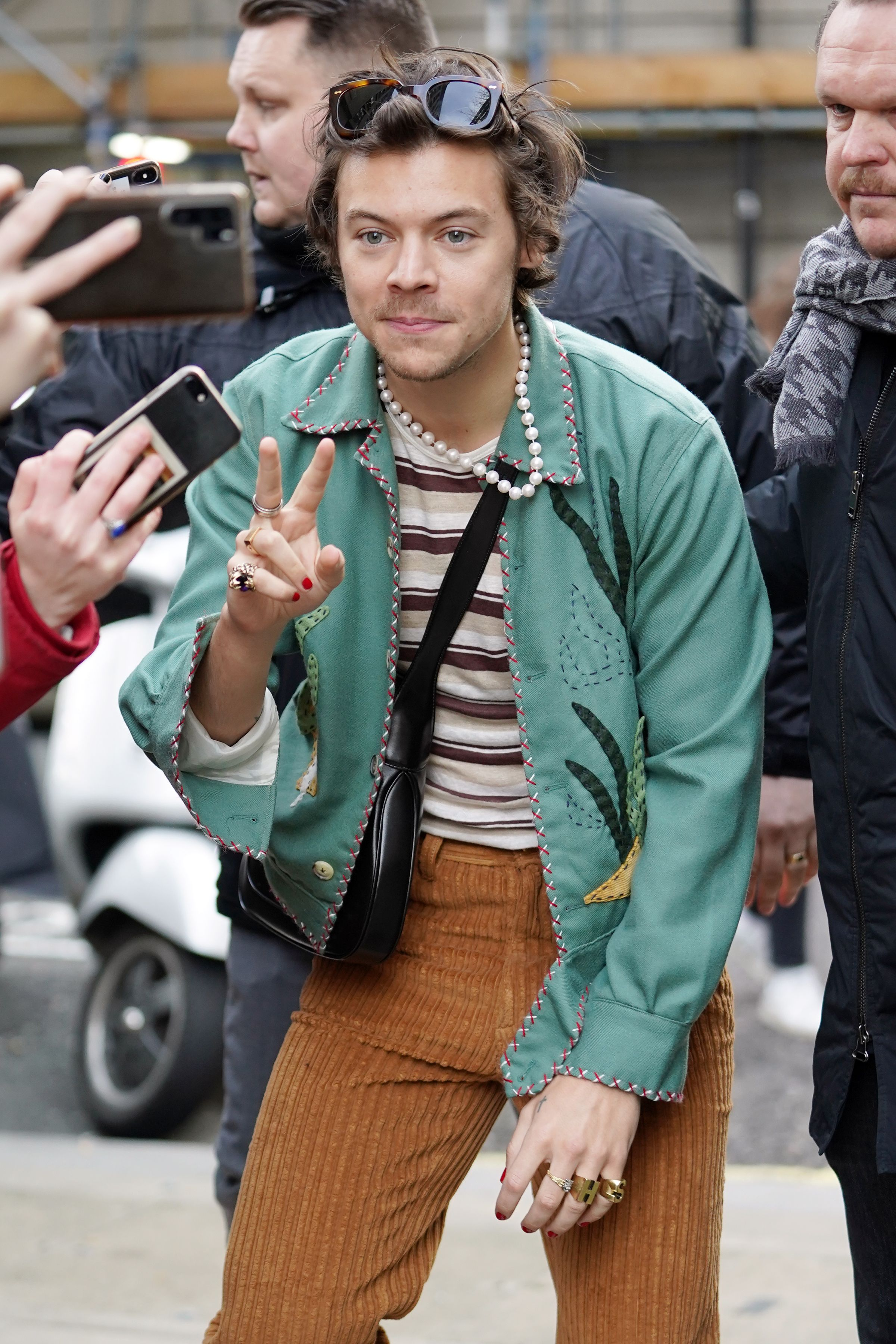 Harry Styles Wants to Remove All Gender Barriers in Fashion
