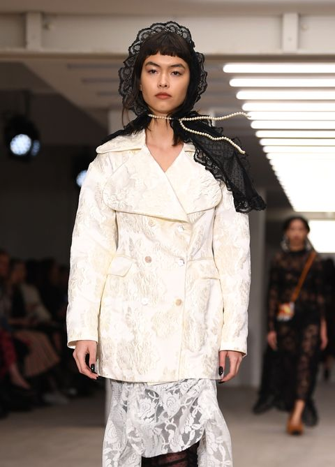 Yuhan Wang - Runway - LFW February 2020