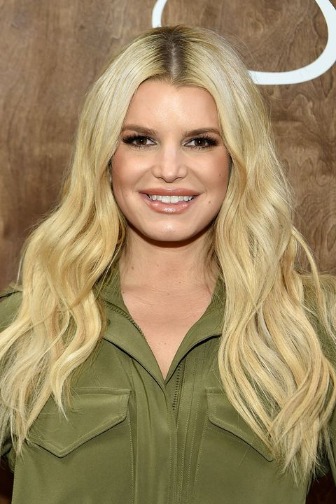 "Jessica Simpson Celebrates #1 New York Times Best-Selling memoir, ""Open Book"" at Dillard's - Nashville, TN"