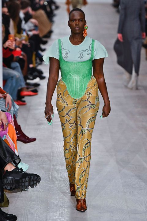 Charlotte Knowles - Runway - LFW February 2020