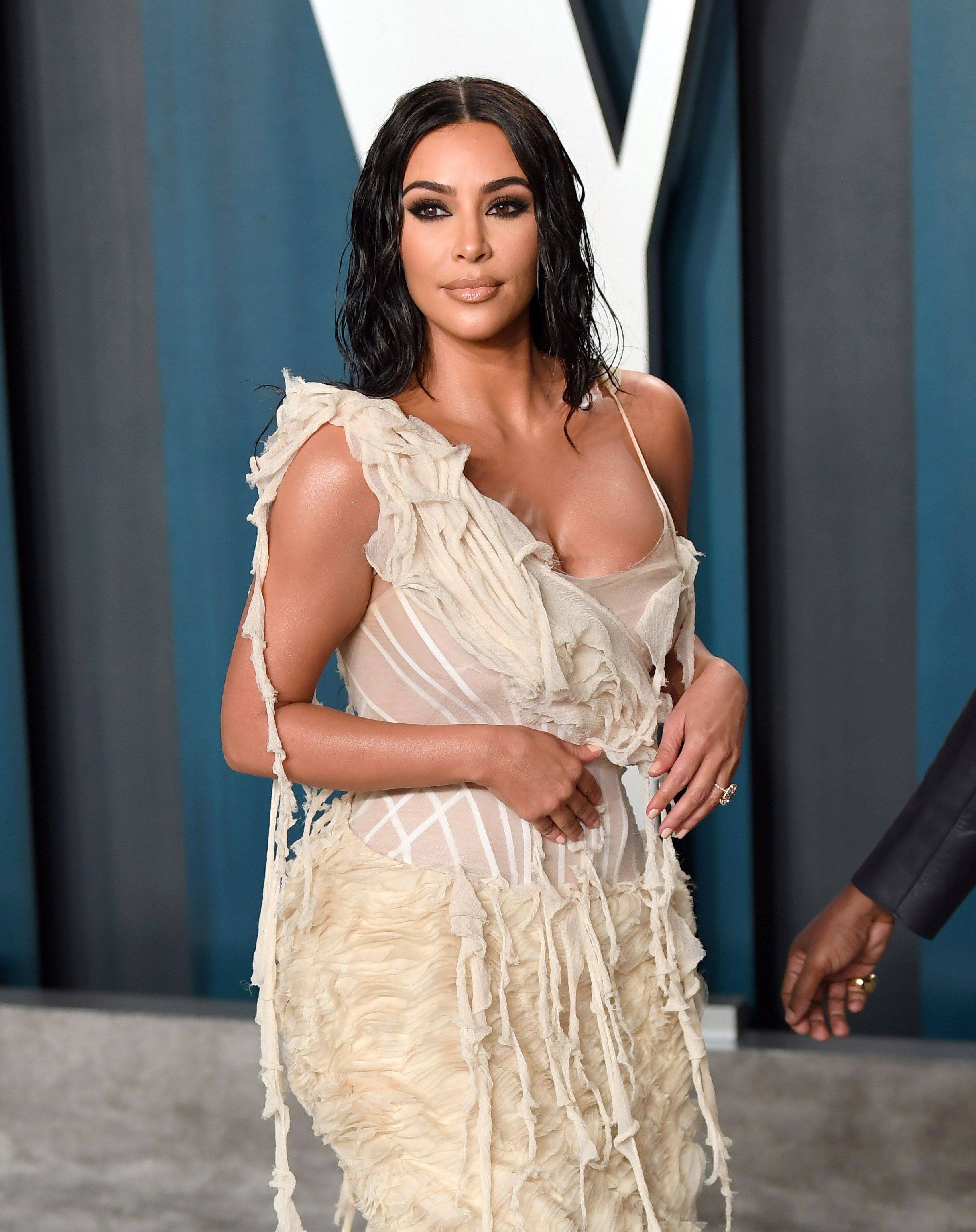 Kim Kardashian West Joins Other Celebrities in Demanding Justice for George Floyd