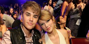 Taylor Swift Justin Bieber argument