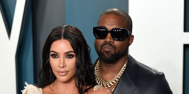 Kanye West surprised Kim Kardashian with a hologram of her late dad Robert Kardashian