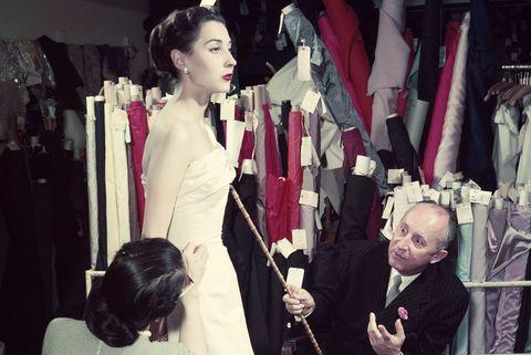 Photograph, Facial expression, Ceremony, Dress, Wedding, Snapshot, Wedding dress, Bride, Event, Formal wear,