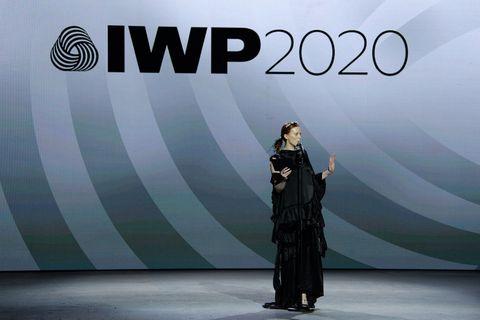 The Woolmark Prize - Runway - LFW February 2020