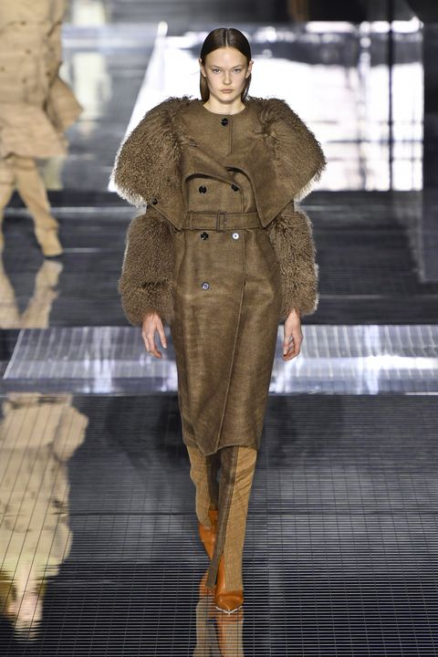 Burberry - Runway - LFW February 2020