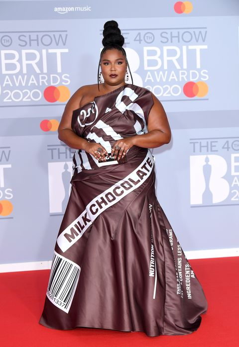 De beste rode loper looks van de Brit Awards 2020.