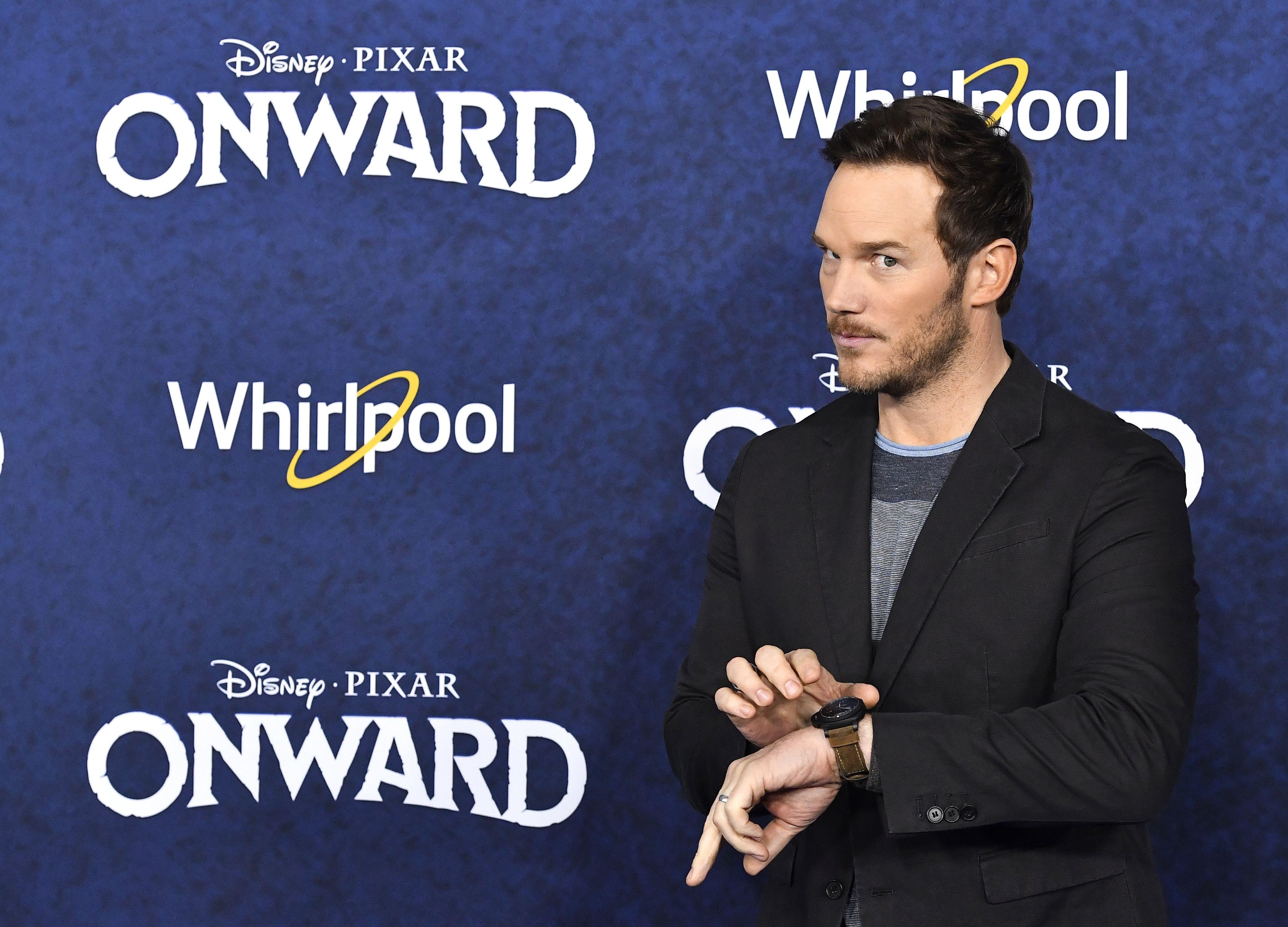 Chris Pratt's Watch Is Built For An Action Blockbuster
