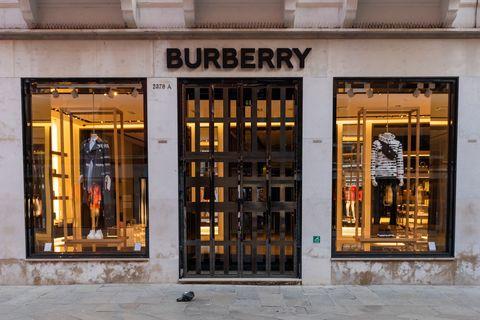 Fashion Brand Store Closed In Venice