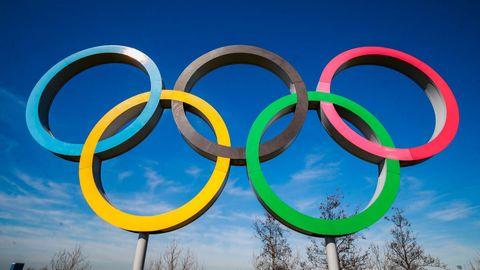 olympische ringen   queens elizabeth park
