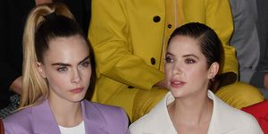 celebrities - Front Row - Fashion Week