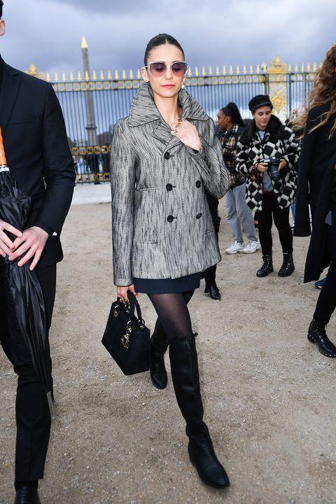 Dior : Outside Arrivals - Paris Fashion Week Womenswear Fall/Winter 2020/2021