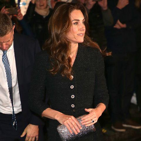 London Celebrity Sightings -  February 25, 2020