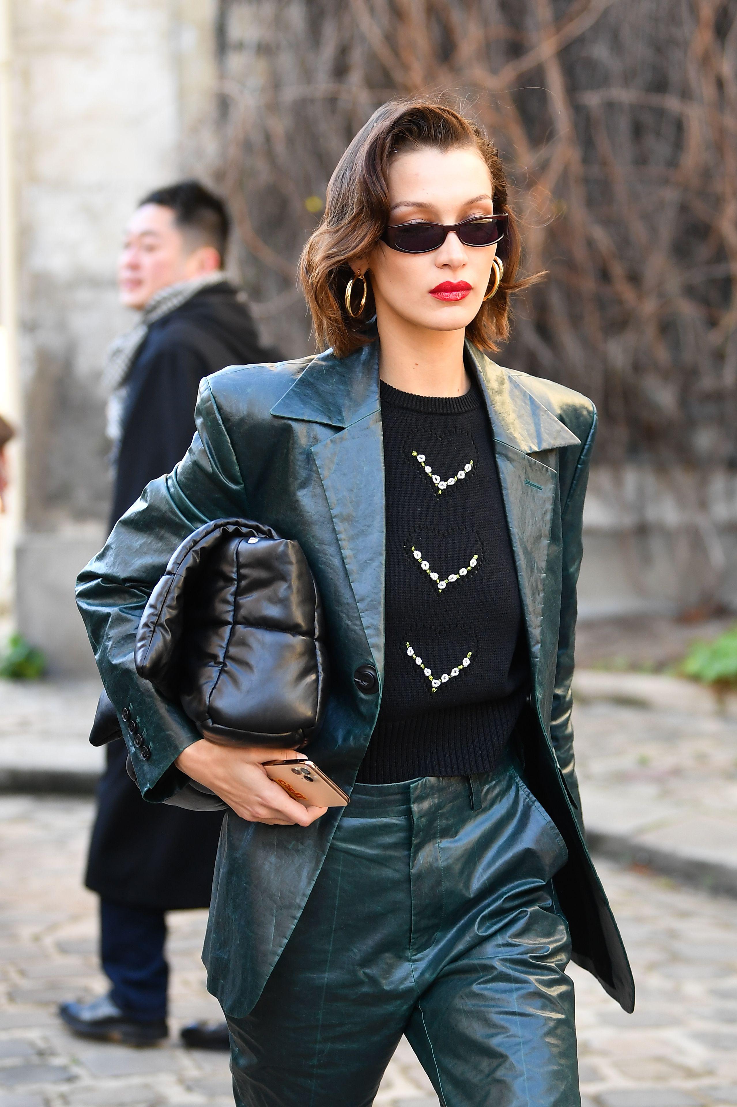 21 Bella Hadid Outfits – Bella Hadid Street Style