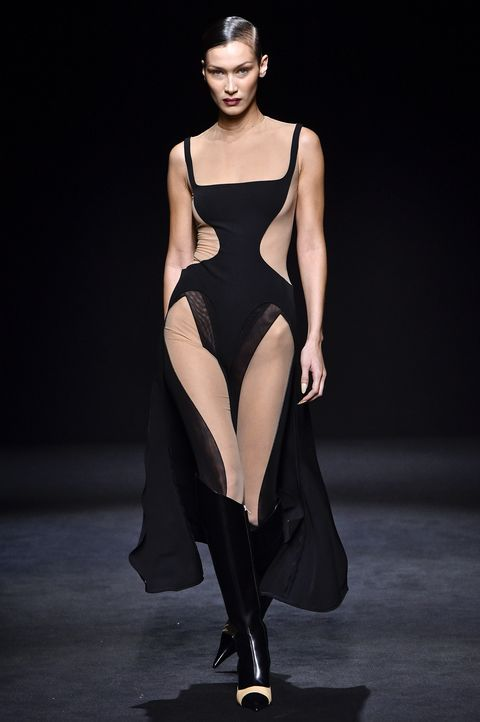 Mugler : Runway - Paris Fashion Week Womenswear Fall/Winter 2020/2021