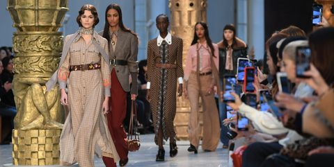 Chloe : Runway - Paris Fashion Week Womenswear Fall/Winter 2020/2021