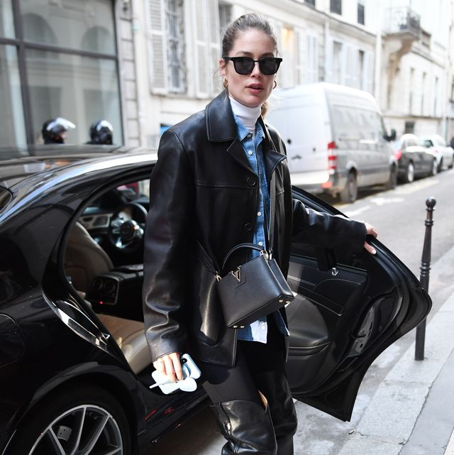 Best  Winter 2021 Chic Looks Celebrities Models PFW – The Best Street Style from