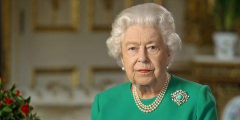 Queen Elizabeth Addresses The Nation