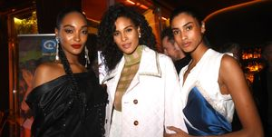 """""""Women To Women"""" Auction Party At Les Bains"""