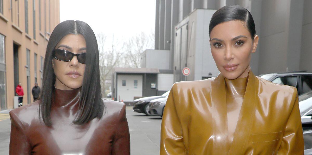 How Kim and Kourtney Kardashian really feel about their fight - cosmopolitan.com