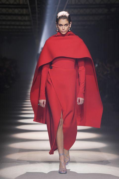 Kaia Gerber - Fashion Week