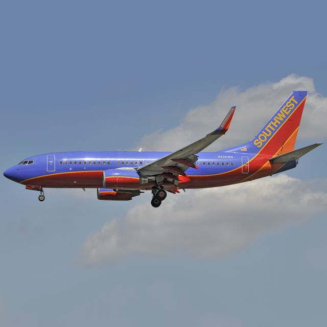 boeing 737 7h4, southwest airlines