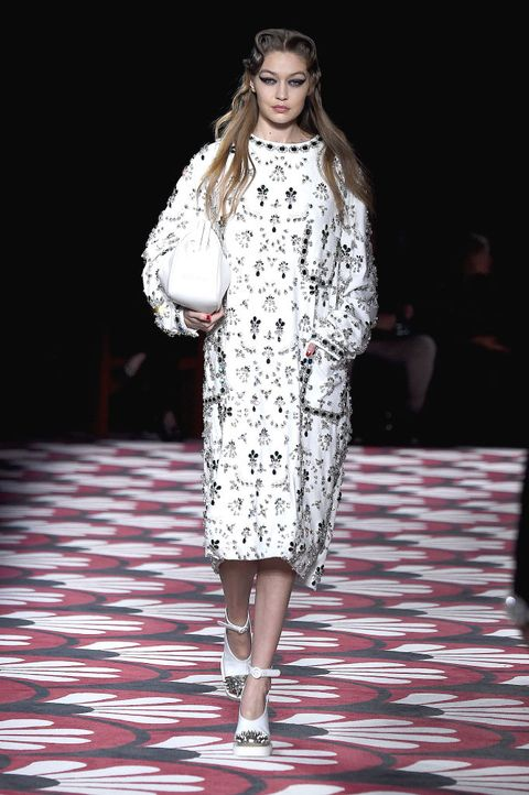 Miu Miu : Runway - Paris Fashion Week Womenswear Fall/Winter 2020/2021
