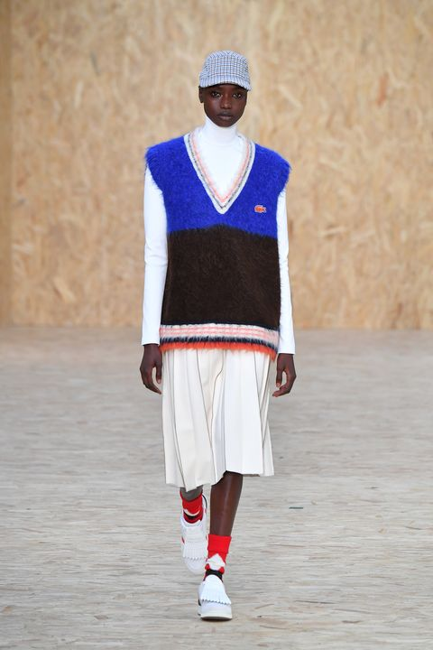 Lacoste : Runway - Paris Fashion Week Womenswear Fall/Winter 2020/2021