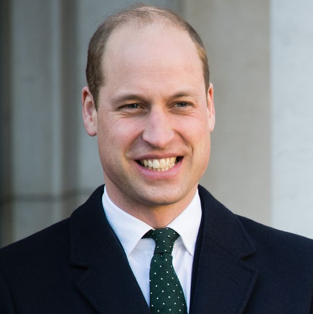dublin, ireland   march 03  prince william, duke of cambridge meets irelands taoiseach leo varadkar and his partner matthew barrett on march 03, 2020 in dublin, ireland the duke and duchess of cambridge are undertaking an official visit to ireland between tuesday 3rd march and thursday 5th march, at the request of the foreign and commonwealth office photo by samir husseinwireimage