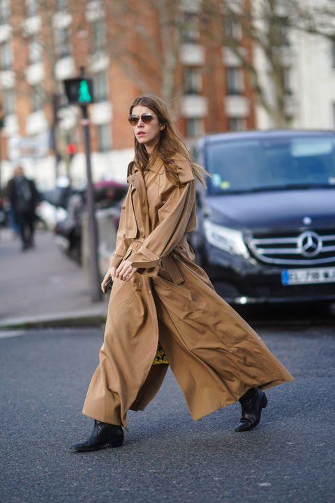 Trench moda Primavera 2020